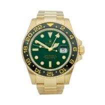 勞力士 GMT-Master II 116718LN 非常好 黃金 40mm 自動發條