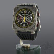 Bell & Ross BR 03-94 Chronographe Acero 42mm Negro Arábigos España, Madrid