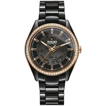 Rado HyperChrome Diamonds 42mm Black
