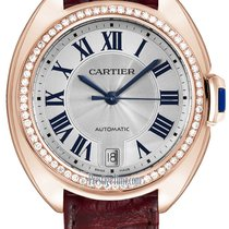 Cartier Cle De Cartier Automatic 35mm WJCL0013