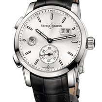 Ulysse Nardin Dual Time Manufacture