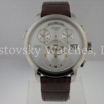 Glashütte Original PanoMaticChrono XL White gold United States of America, California, Beverly Hills