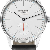 NOMOS Orion Neomatik Staal 36mm Wit
