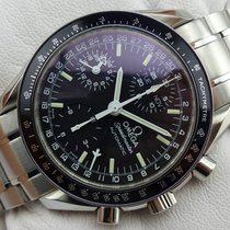 Omega Speedmaster Chronograph Triple Date Automatic