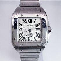 Cartier Santos 100 W200737G 2656 pre-owned