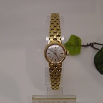 Omega Yellow gold 17mm Manual winding pre-owned