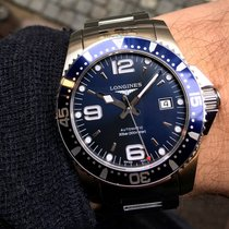 Longines HydroConquest Blue Automatic