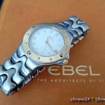 Ebel Gold/Stahl 36,5mm Quarz E 6187631 gebraucht Deutschland, NRW, Niederrhein