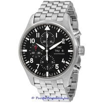 IWC IW377710 Steel Pilot Chronograph 43mm new United States of America, California, Newport Beach