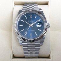 Rolex Datejust 41 Jubilee Blue Dial LC-EU