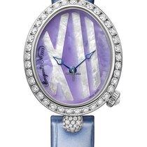 Breguet Damenuhr Reine de Naples 27.3mm Automatik neu Uhr mit Original-Box und Original-Papieren
