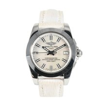 Breitling pre-owned Quartz 36mm Mother of pearl 10 ATM