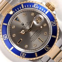 Rolex Submariner Date Steel 40mm Grey United States of America, California, Los Angeles