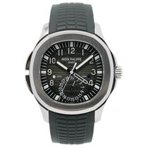 Patek Philippe Aquanaut Travel Time Stahl 5164A-001