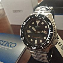 Seiko SKX007K2 with jubilee bracelet -NEW-