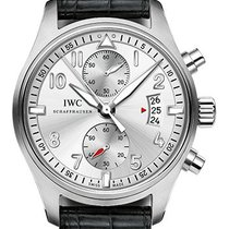 IWC Pilot Spitfire Chronograph new 2020 Automatic Chronograph Watch with original box and original papers IW387809