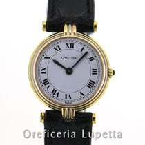Cartier Trinity occasion 25mm Or jaune