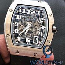 Richard Mille RM 67-01 Weißgold