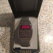 Pulsar Steel 41mm Quartz pre-owned