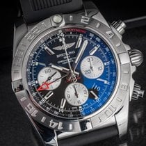 Breitling Chronomat 44 GMT AB0420 2019 new