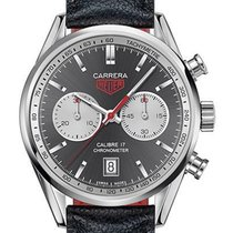 TAG Heuer Carrera Calibre 17 Steel 41mm Grey