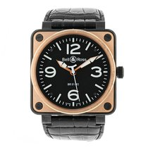 Bell & Ross BR 01-92 46mm Black United States of America, Florida, Sarasota