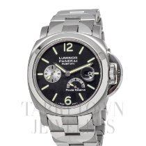 Panerai Luminor Power Reserve Titanium 44mm Black Arabic numerals United States of America, New York, Hartsdale