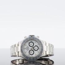 Rolex Daytona Steel 40mm White No numerals UAE, dubai