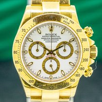 Rolex 116528 Yellow gold 2002 Daytona 40mm pre-owned United States of America, Massachusetts, Boston