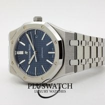 Audemars Piguet 15400ST.OO.1220ST.02  15400ST Acier 2015 Royal Oak Selfwinding 41mm occasion