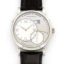 A. Lange & Söhne Grand Lange 1 Platinum 41mm Silver United States of America, California, Beverly Hills
