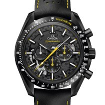 Omega Speedmaster Professional Moonwatch Ceramic 44.25 mmmm Black United States of America, Georgia, Alpharetta