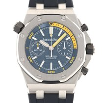 Audemars Piguet Royal Oak Offshore Diver Chronograph Steel 42mm Blue United States of America, California, Beverly Hills