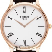 Tissot Tradition 39mm Bjel