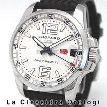 Chopard Acciaio Automatico Bianco Arabo 44mm usato Mille Miglia