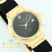 Hublot Classic Yellow gold 28mm Black No numerals