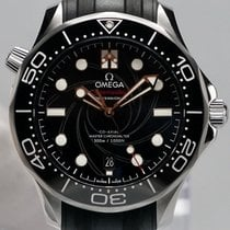 Omega 210.22.42.20.01.004 New Steel 42mm Automatic