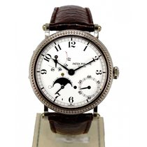 Patek Philippe Complications (submodel) pre-owned White gold