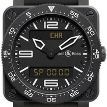 Bell & Ross BR 03 BR03-TYPECARBON new