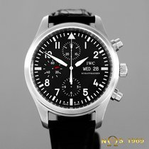 IWC Fliegeruhr Chronograph Day Date IW371701 Automatic...