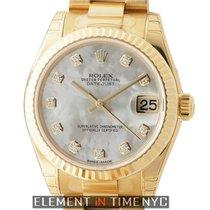 Rolex Datejust 178278 nouveau