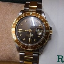 Rolex GMT-Master - Tiger - Nipple Dial No Date - FULL SET  - 1982
