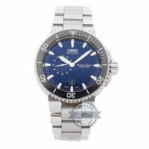 Oris Aquis Small Second Date 743 7673 4135MB