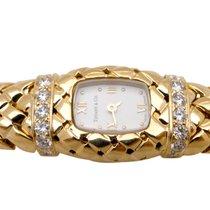 Tiffany Yellow gold Quartz 12.0064 pre-owned