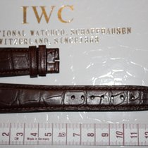 IWC Portugieser crocodile 22mm  brown strap