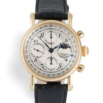 Chronoswiss CH 7521 Lunar Chronograph - Yellow Gold Moonphase