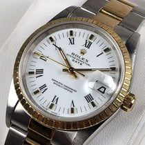 Rolex Oyster Perpetual Date Automatic 18 kt gold/steel ref:...