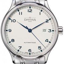 Davosa Classic Automatic Zeljezo 40mm Bjel