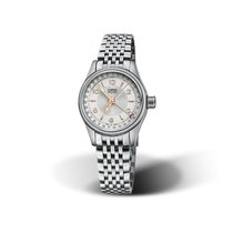 Oris Ladies 01 594 7680 4031-07 8 14 30 Big Crown Date Watch
