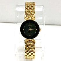 Rado FLORENCE Quartz 18K Gold Electroplated & Steel Ladies W